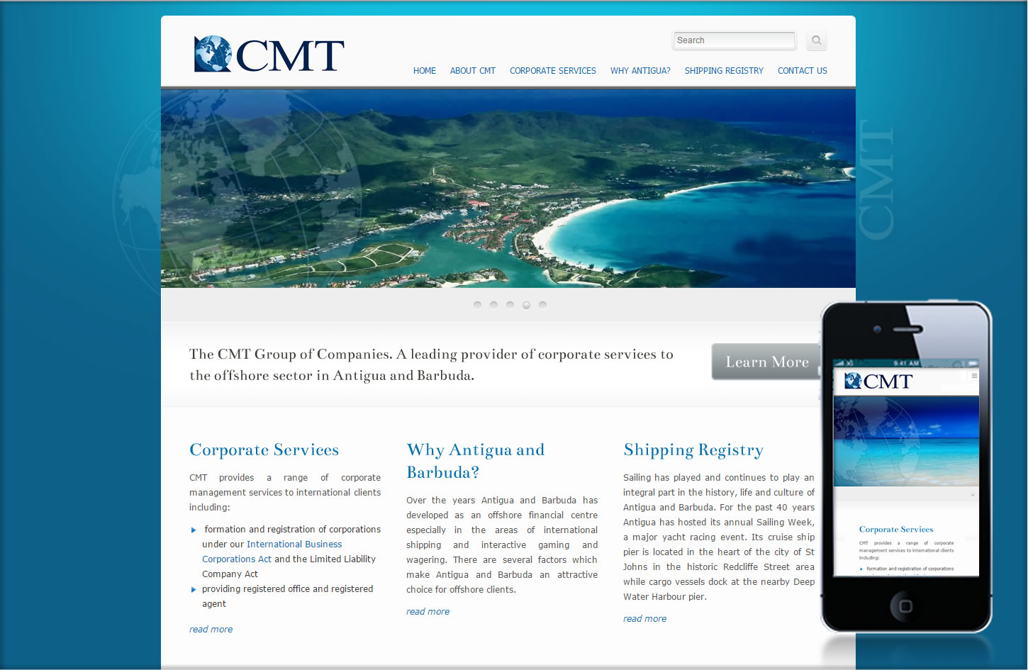 CMT_website