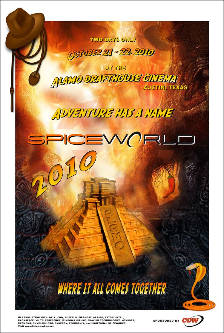 SpiceWorld 2010 Adventure