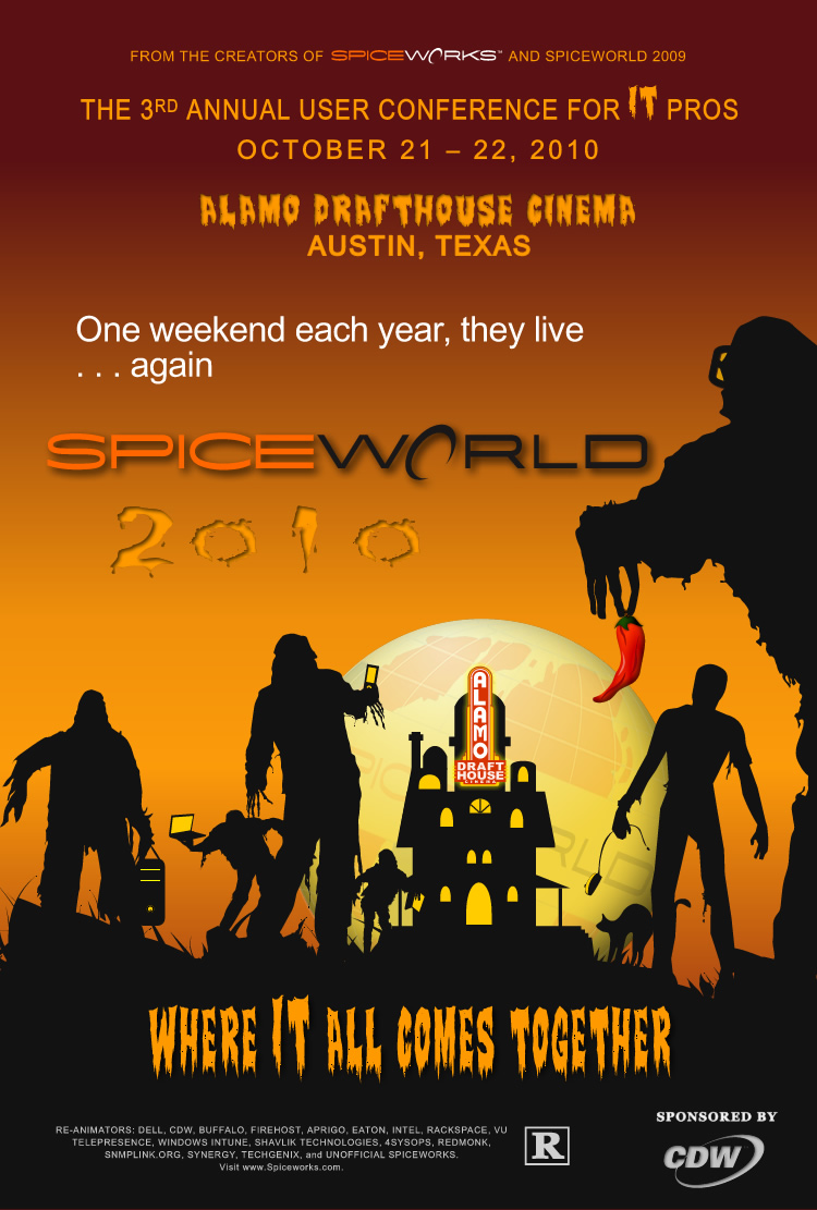 SpiceWorld Zombies