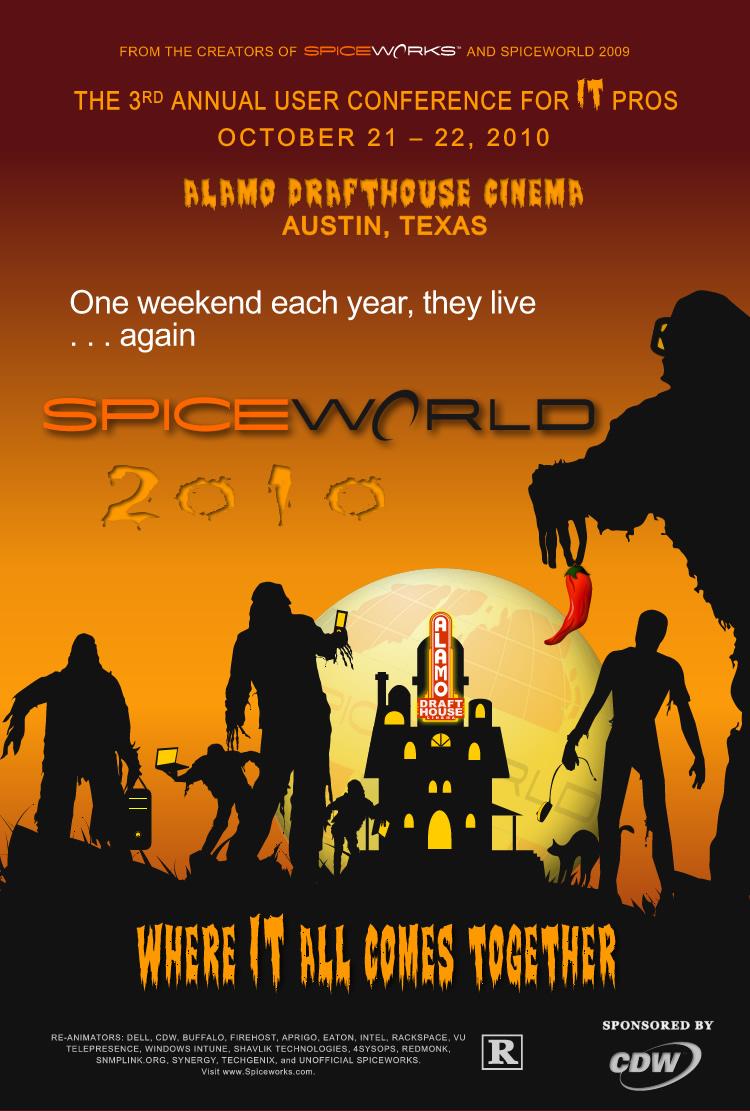 SpiceWorld Zombies