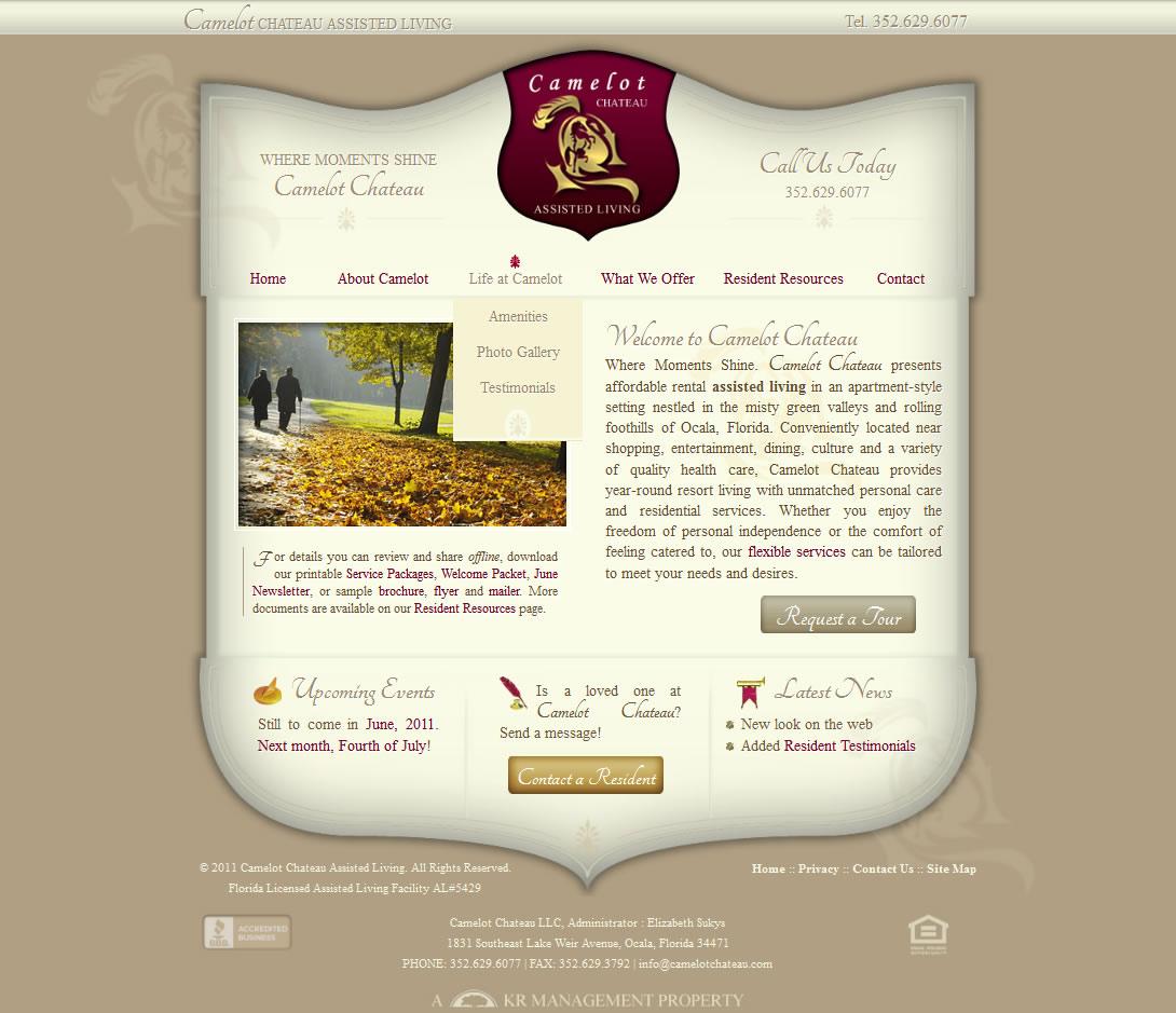 CamelotChateau.com