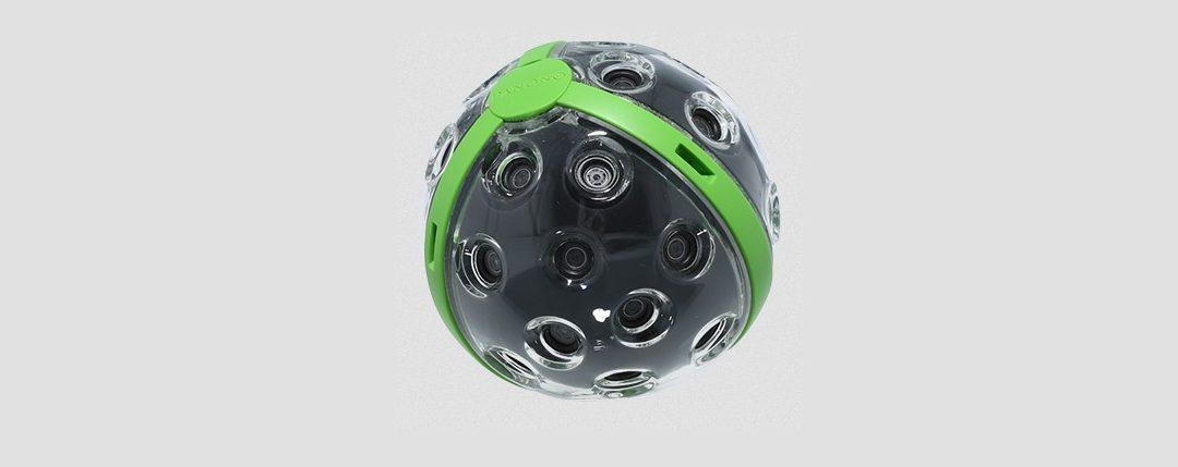 Panono Ball Camera Covers Every Angle